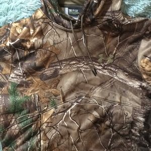 Under Armour Realtree Camouflage Hoodie Sm